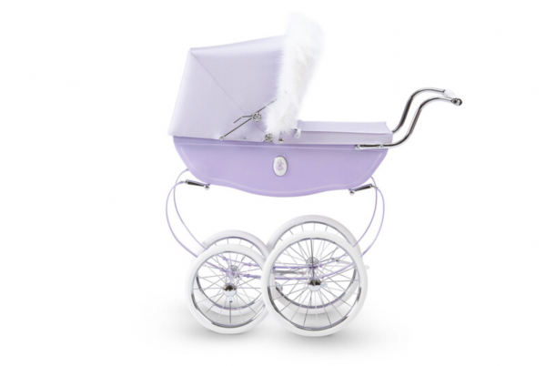 Limited Edition Snow Princess Dolls Pram