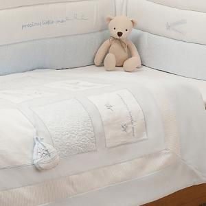 Vintage_Blue_Cot_Bed_Bumper