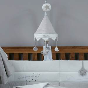 Silver Cross Cot Bed Mobile - Wish Upon A Star 3