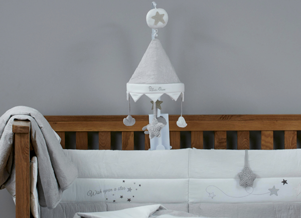 Silver Cross Cot Bed Mobile - Wish Upon A Star 1
