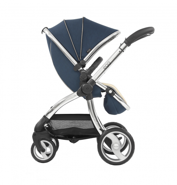 egg Stroller - Deep Navy 1