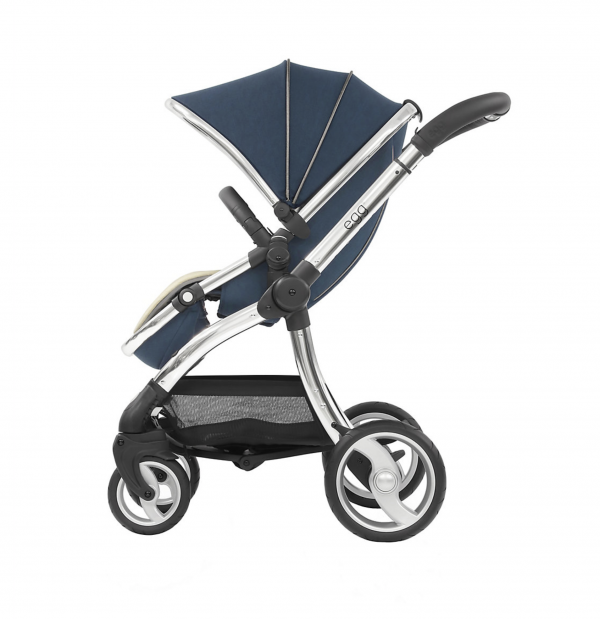 egg deep navy stroller