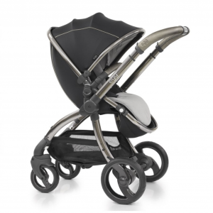 egg stroller shadow black