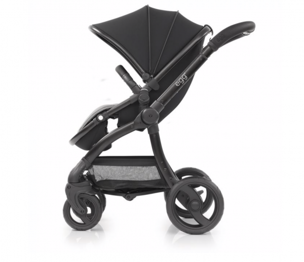egg Stroller - Just Black Special Edition 2