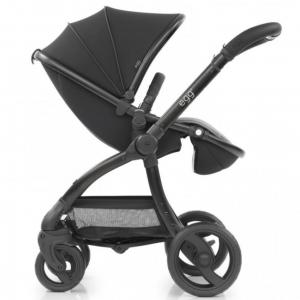 egg Stroller - Just Black Special Edition 4