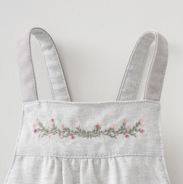 Silver Cross Bloomer & Dungaree Set 4