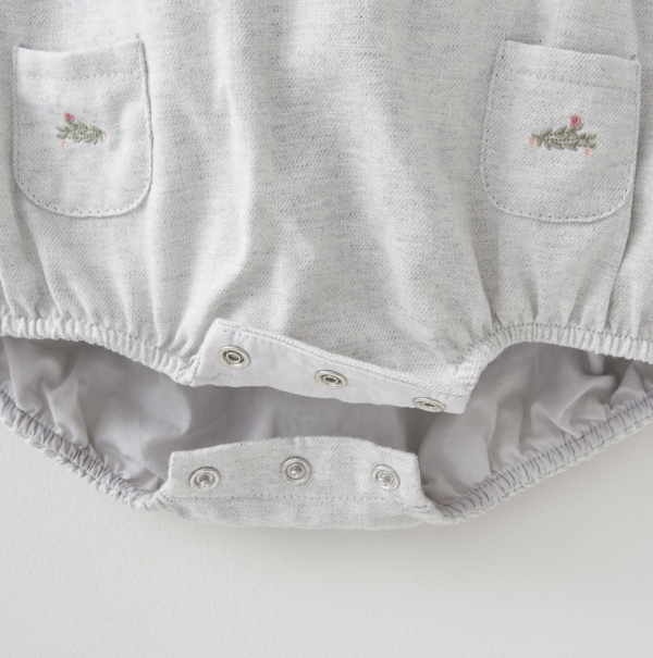 Silver Cross Bloomer & Dungaree Set 5