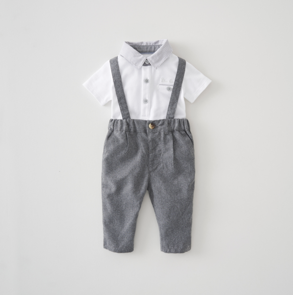 Silver Cross Polo & Trouser Set 1