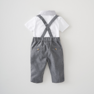 Silver Cross Polo & Trouser Set 9