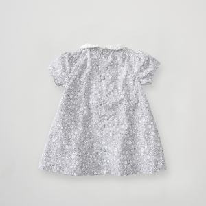 Silver Cross Floral Smock Dress 8