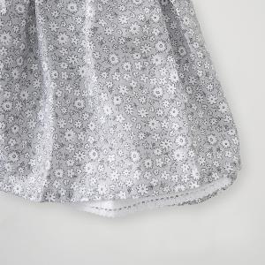 Silver Cross Floral Smock Dress 10