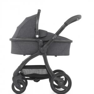 Egg Stroller & Carrycot Bundle - Quantum Grey 8