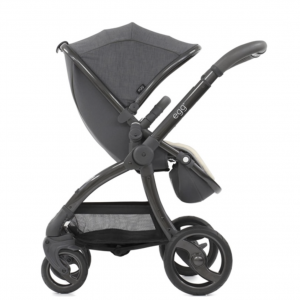 Egg Stroller & Carrycot Bundle - Quantum Grey 10