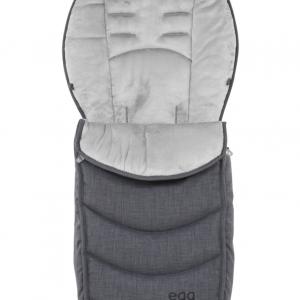 Egg Stroller & Carrycot Bundle - Quantum Grey 12