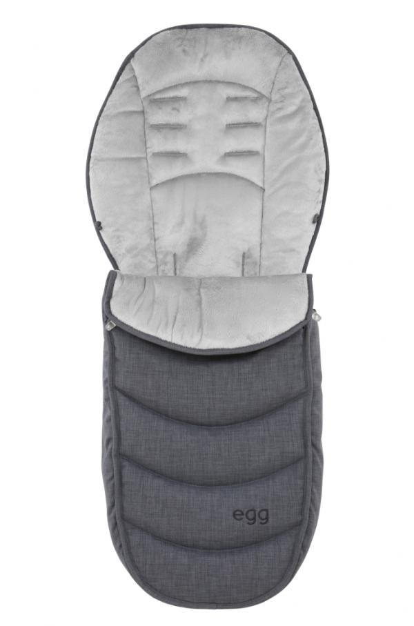 Egg Stroller & Carrycot Bundle - Quantum Grey 6