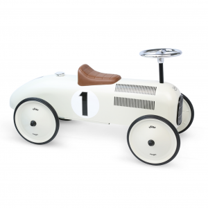 vilac car off white