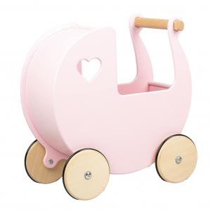 moover dolls pram pink