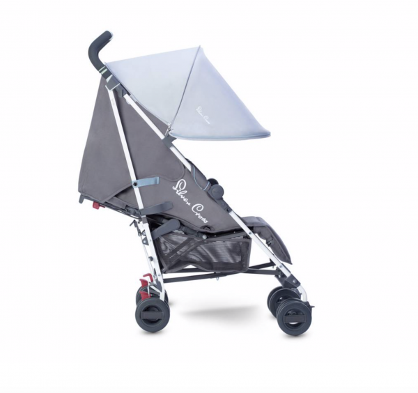 Silver Cross Sprite Stroller - Crystal 1