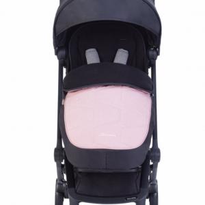 micralite profold footmuff pink