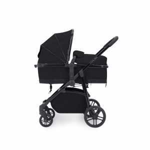 Ickle Bubba Moon 3 in 1 Travel System - Black 11