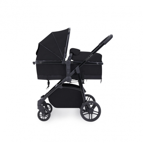 Ickle Bubba Moon 3 in 1 Travel System - Black 1