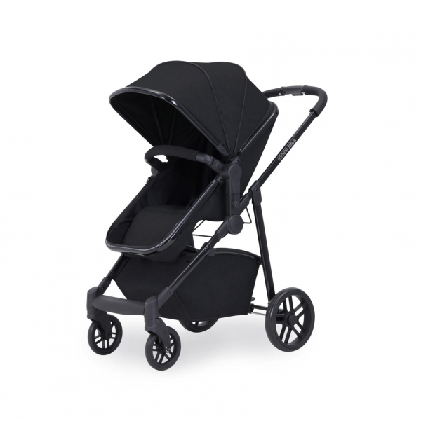 Ickle Bubba Moon 3 in 1 Travel System - Black 5