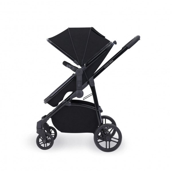 Ickle Bubba Moon 3 in 1 Travel System - Black 6