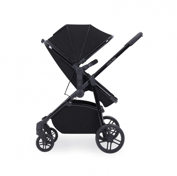 Ickle Bubba Moon 3 in 1 Travel System - Black 3