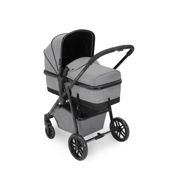 Ickle Bubba Moon 3 in 1 Travel System - Space Grey 2