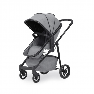 Ickle Bubba Moon 3 in 1 Travel System - Space Grey 12