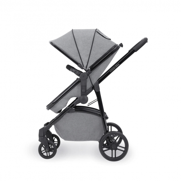 Ickle Bubba Moon 3 in 1 Travel System - Space Grey 4