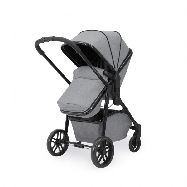 Ickle Bubba Moon 3 in 1 Travel System - Space Grey 6