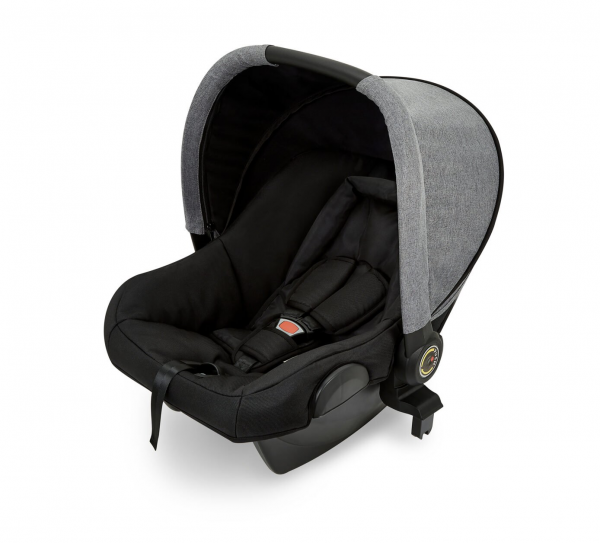 Ickle Bubba Moon 3 in 1 Travel System - Space Grey 9