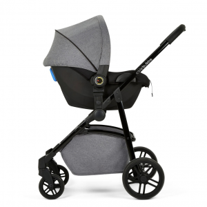 Ickle Bubba Moon 3 in 1 Travel System - Space Grey 17