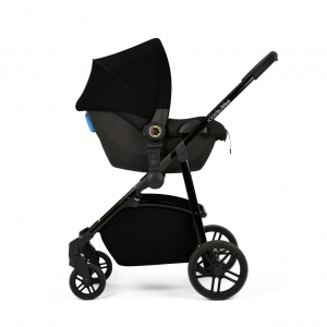 Ickle Bubba Moon 3 in 1 Travel System - Black 19