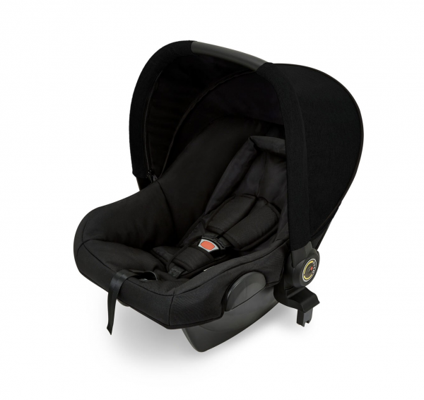 Ickle Bubba Moon 3 in 1 Travel System - Black 10