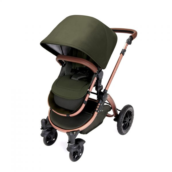 Ickle Bubba Stomp V4 - Woodland Bronze Special Edition 5