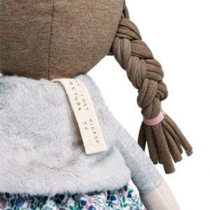 Mamas & Papas Soft Toy - Bella Rag Doll 6
