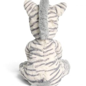 Mamas & Papas World Soft Toy - Ziggy Zebra 6