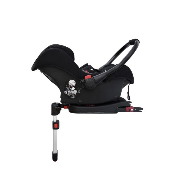 Ickle Bubba Galaxy Group 0+ Car Seat & ISOFIX Base 1