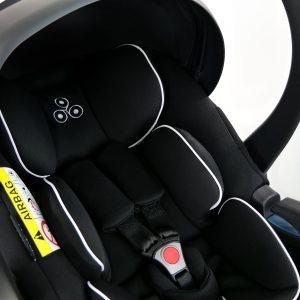 Ickle Bubba Mercury iSize Car Seat & ISOFIX Base 16