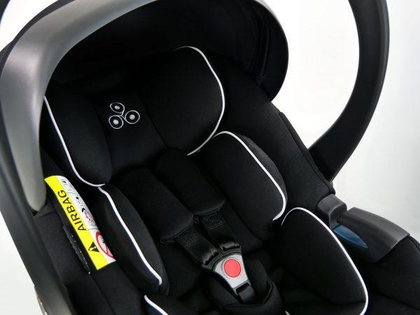 Ickle Bubba Mercury iSize Car Seat & ISOFIX Base 7