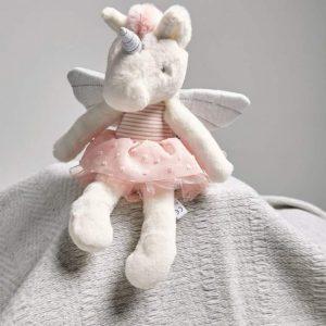Mamas & Papas Mini Adventures Soft Toy - Unicorn 4