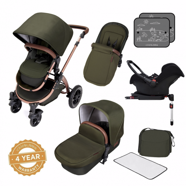 Ickle Bubba stomp v4 bundle