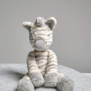 Mamas & Papas World Soft Toy - Ziggy Zebra 4
