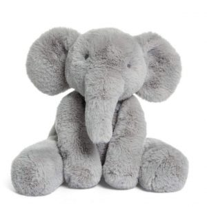 Mamas & Papas World Soft Toy - Archie Elephant 4
