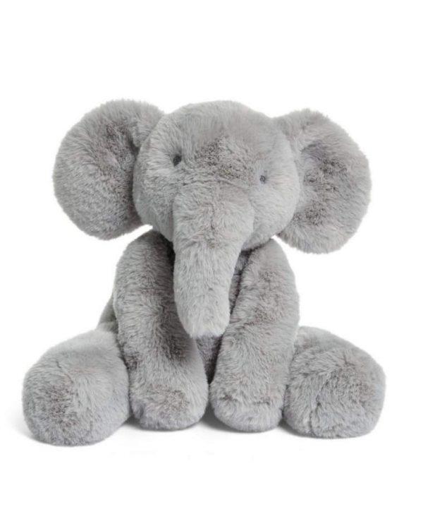 Mamas & Papas World Soft Toy - Archie Elephant 1