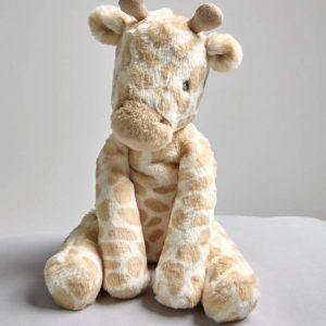 Mamas & Papas World Soft Toy - Geoffrey Giraffe 5