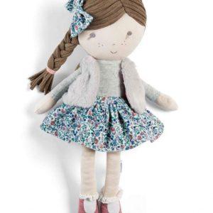 Mamas & Papas Soft Toy - Bella Rag Doll 4