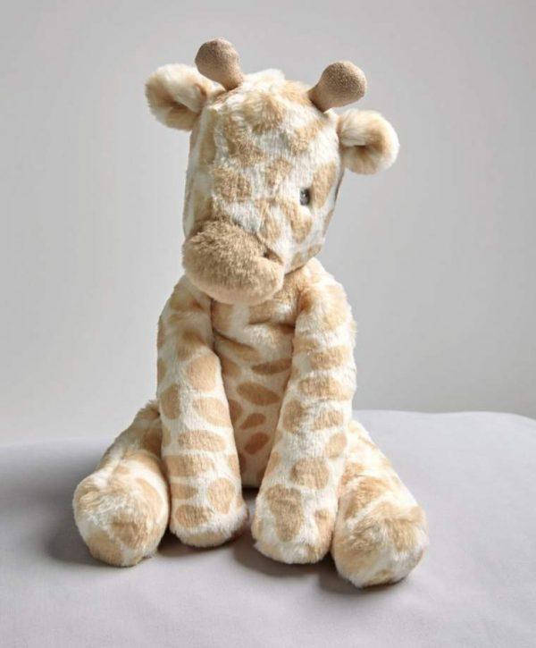 Mamas & Papas World Soft Toy - Geoffrey Giraffe 1